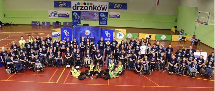 Wyniki Mistrzostw Polski w Bocci Dzrzonkowo 2016r