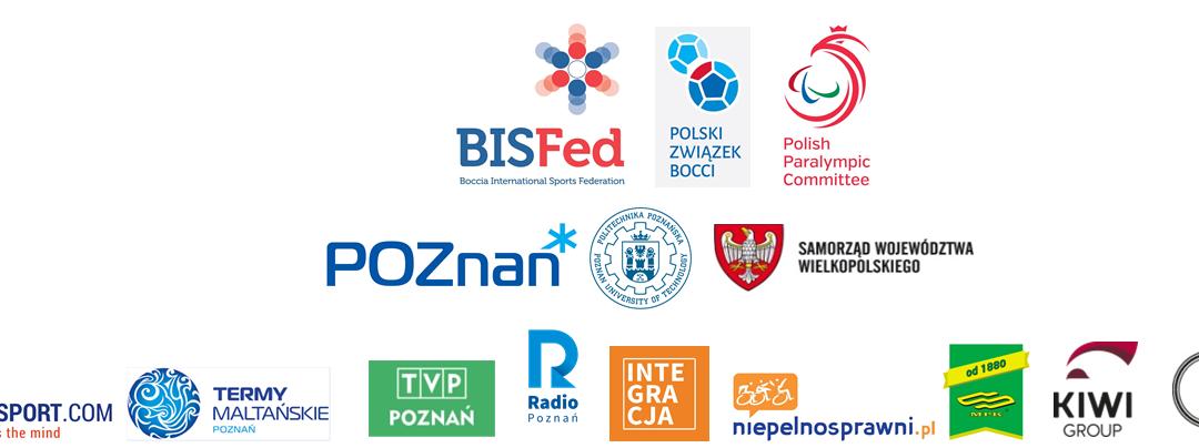 Dziękujemy za wsparcie @Bisfed 2017 Poznan Regional OPEN 6th to 10th July